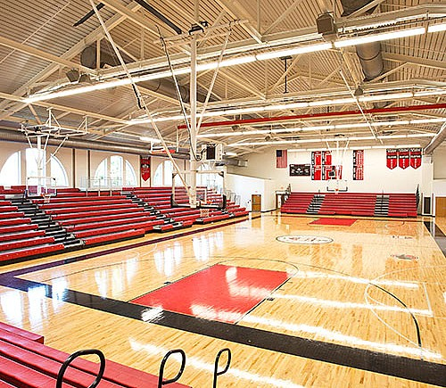 Sewickley Academy Means Alumni Gym and Event Center